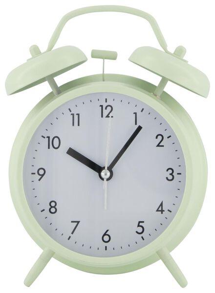 Image of HEMA Bell Alarm Clock (aqua)