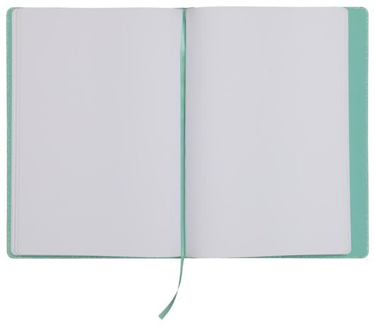 carnet - A4 - pages blanches - 14132113 - HEMA
