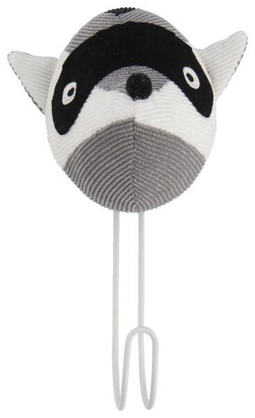 wall hook 17 cm - raccoon - 13222064 - hema
