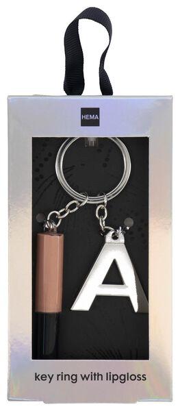HEMA Brillant À Lèvres Avec Porte-clés Lettre A
