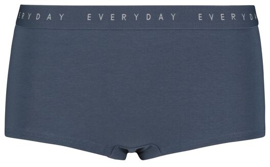 women's boxer shorts cotton blue blue - 1000018592 - hema