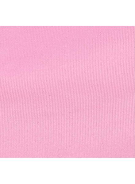 Kinder-Softtop, nahtlos rosa rosa - 1000008540 - HEMA