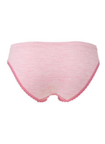 women's slip briefs seamless pink pink - 1000006522 - hema