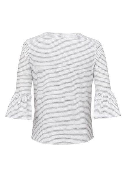 women's T-shirt off-white off-white - 1000007218 - hema
