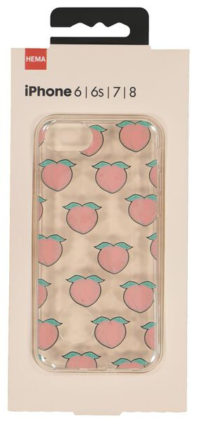 Softcase für iPhone 6/6S/7/8 - 39640013 - HEMA