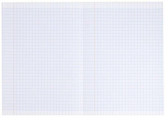 2cahiers A4 à grands carreaux (Seyès) - 14590311 - HEMA