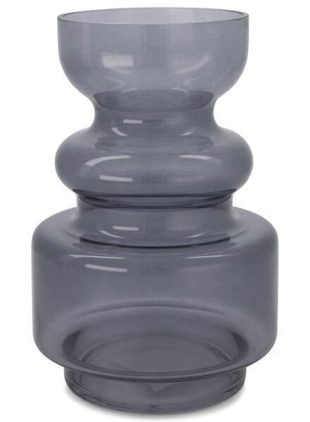 vase 24 x 16 cm - gris - 13392028 - HEMA