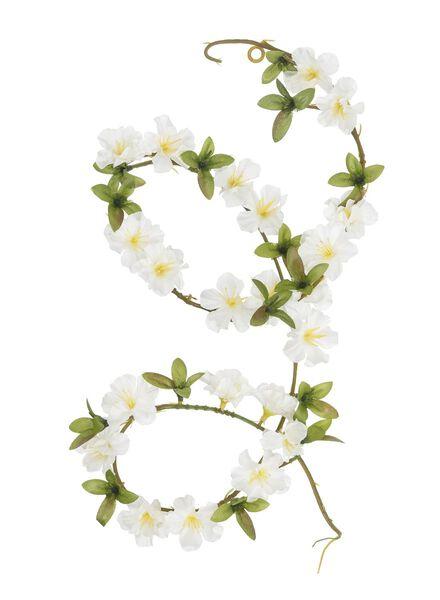 guirlande DIY fleurs artificielles - 25820049 - HEMA