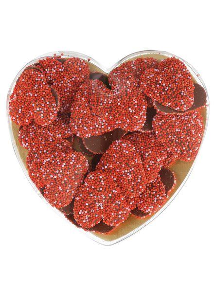 cœurs aux granulés de sucre - 10050014 - HEMA