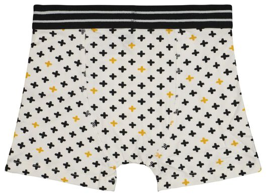 2 boxers enfant avec bambou raton laveur gris chiné gris chiné - 1000021197 - HEMA