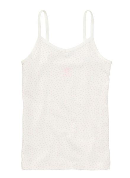 2-pack children's vests light pink light pink - 1000008064 - hema