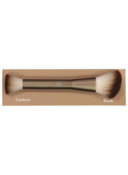 contour blush brush - 11200015 - hema