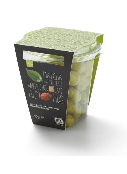 amandes au chocolat blanc et thé vert - 10663044 - HEMA