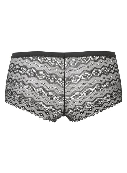 women's boxer shorts black black - 1000006518 - hema