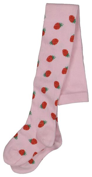 Kinder-Strumpfhose rosa rosa - 1000017832 - HEMA