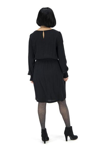 women's dress black black - 1000017179 - hema