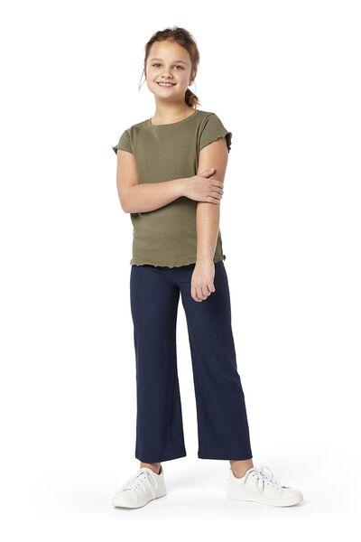 children's trousers dark blue dark blue - 1000019004 - hema