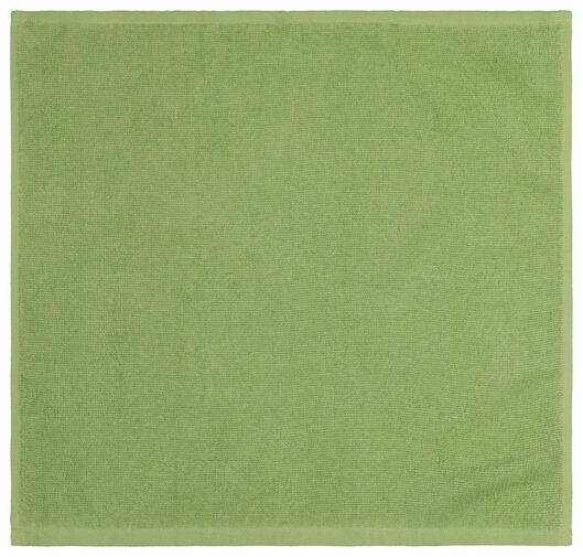 Geschirr- und Küchenhandtuchset – grün - 5490060 - HEMA