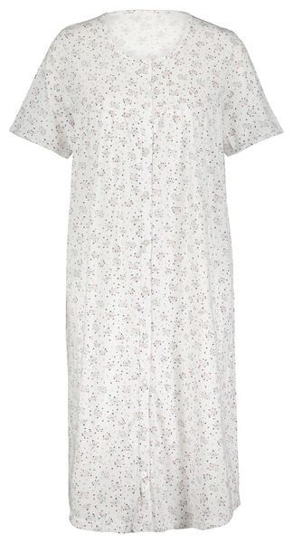 women's nightshirt flowers light pink light pink - 1000024216 - hema