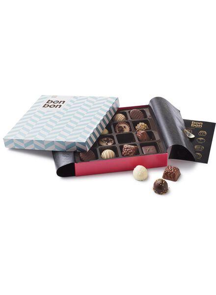 16 bonbons au chocolat - 10330111 - HEMA