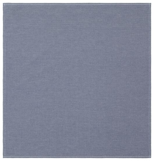 tea towel - 65 x 65 - cotton - chambray - 5490041 - hema