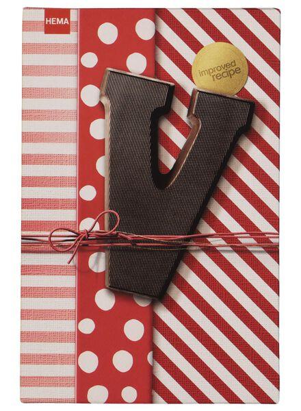 chocolate letters pure - 1000016870 - hema