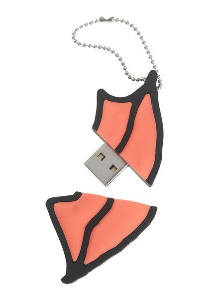 clé USB 8 Go lèvres - 39520027 - HEMA