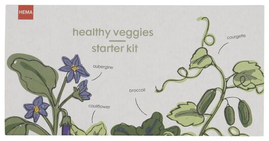 kit pour cultiver des légumes - 41810278 - HEMA