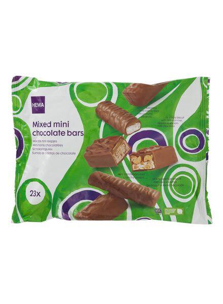 HEMA Mélange De Mini Barres Chocolatées