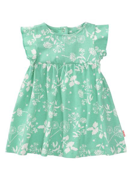 Babykleiderroecke - HEMA Baby Kleid Grün - Onlineshop HEMA