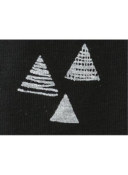 newborn trousers black black - 1000006386 - hema
