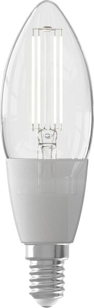 Smart-LED-Lampe, E14, 4.5W, 450 lm, klar - 20000026 - HEMA