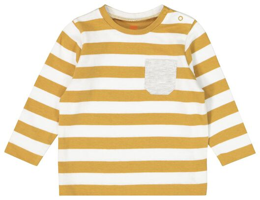 baby T-shirt brown 74 - 33199433 - hema