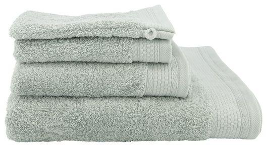 towels - hotel extra heavy light green - 1000020021 - hema