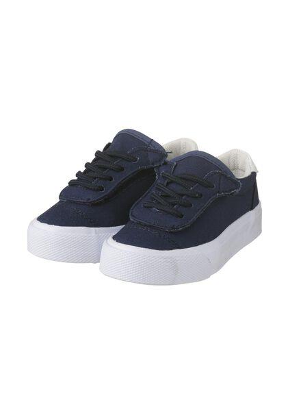 children's canvas shoes blue blue - 1000006753 - hema