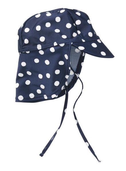 baby UV-cap dark blue dark blue - 1000006779 - hema