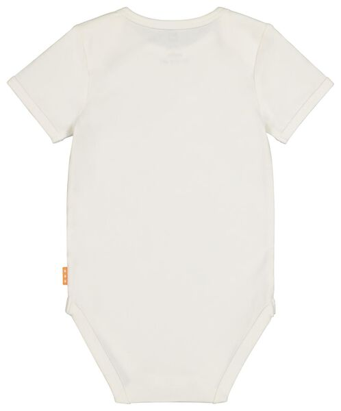 bodysuit with bamboo white white - 1000017807 - hema