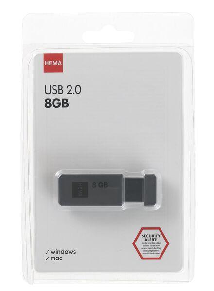 clé USB 8 Go - 39500019 - HEMA