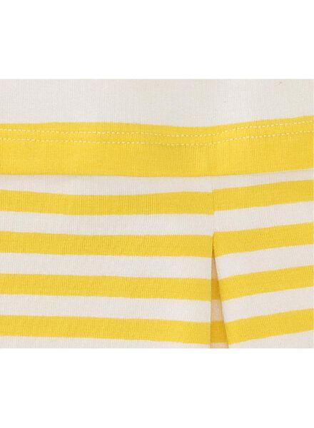 children's dress yellow yellow - 1000006658 - hema