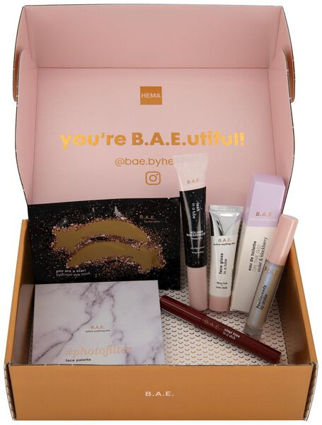 Image of B.A.E. B.A.E. Beauty Box Photo Perfect