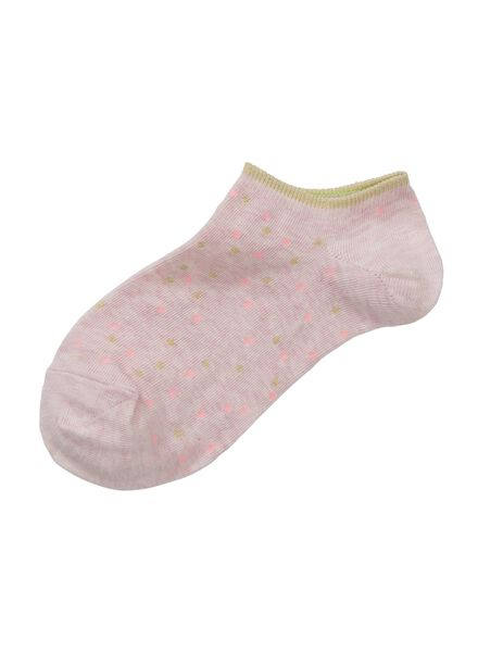women's ankle socks pink pink - 1000006840 - hema