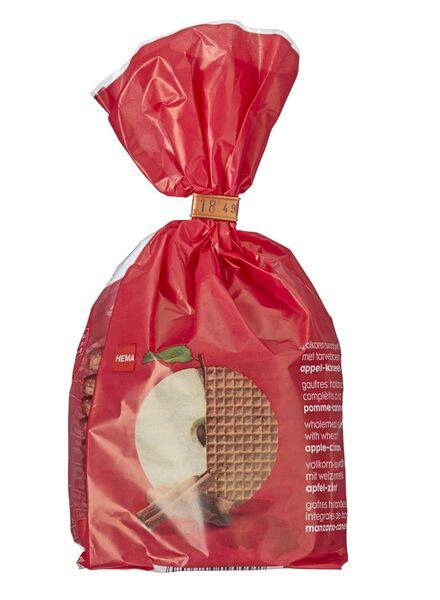 Lot de 10 gaufres hollandaises pomme-cannelle - 10800005 - HEMA