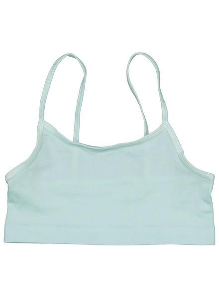 2-pack children's soft tops mint green mint green - 1000014984 - hema
