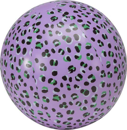ballon de plage Ø 50 cm - 15810030 - HEMA