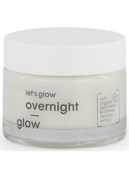 glow night cream - 17870070 - hema
