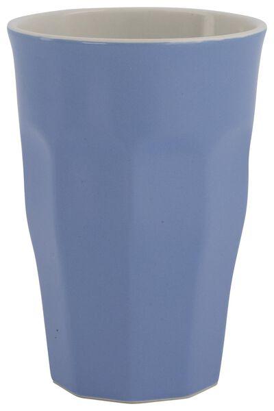 2 mugs 33cl Mirabeau bleu 330 ml bleu - 9602110 - HEMA
