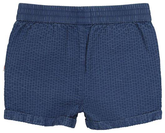 baby shorts blue blue - 1000019338 - hema
