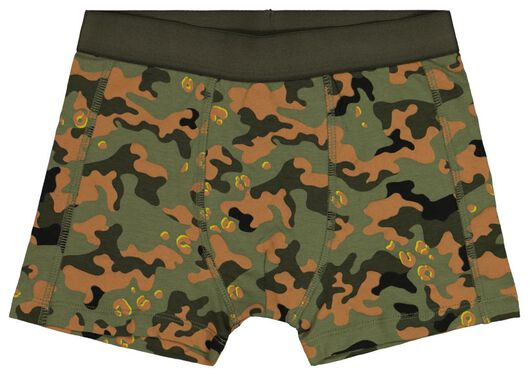 2-pack children's boxers green green - 1000020448 - hema