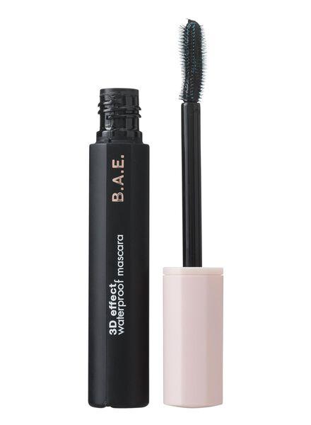 B.A.E. mascara 3D effect waterproof noir - 17700043 - HEMA