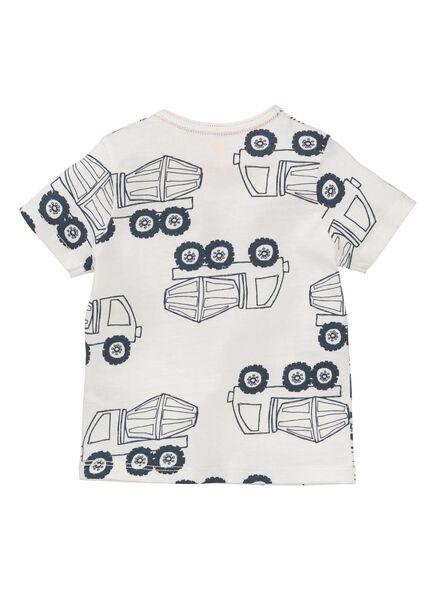 baby T-shirt off-white off-white - 1000011930 - hema
